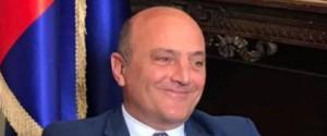 Il sindaco di Crotone Ugo Pugliese