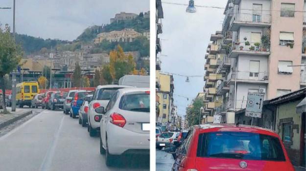 viabilità, Cosenza, Calabria, Cronaca