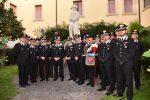 """Messina, celebrazioni della """"Virgo Fidelis"""": deposta corona di alloro al monumento ai Caduti"""