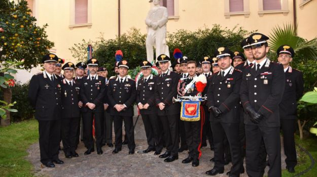 carabinieri, Luigi Robusto, Messina, Sicilia, Cronaca