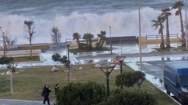 mareggiate, pescatori vibo, Catanzaro, Calabria, Cronaca