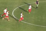 L'Acr Messina torna al successo con la Palmese, gli highlights del match