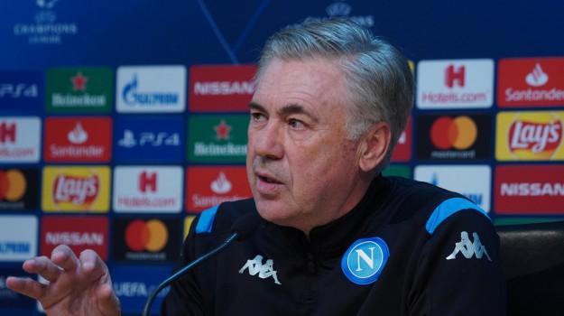 champions league, napoli, Carlo Ancelotti, Sicilia, Sport