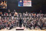 """La banda """"Città di Reggio"""" è la scommessa vinta dal maestro Roberto Caridi"""