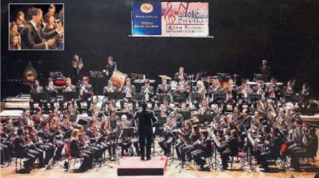 banda musicale, reggio, Roberto Caridi, Reggio, Calabria, Cultura