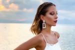"""Crosia, da Miss Italia alla pesistica: il """"doppio volto"""" di Bina Forciniti"""