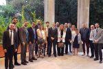 A Palermo primo incontro del Comitato Amministratori della Regione con Musumeci e Miccichè