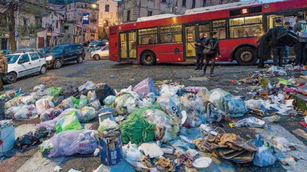 emergenza rifiuti Cosenza, Cosenza, Calabria, Politica