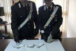 Controlli a Melia, i carabinieri ritrovano 35 grammi di coca in un thermos