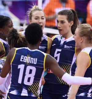 Volley femminile, Conegliano batte Istanbul ed è campione del mondo
