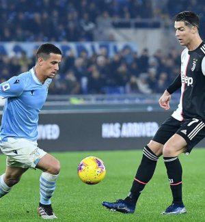La Juventus rimontata perde contro la Lazio: finisce 3-1