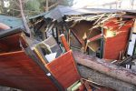 Il maltempo sferza la Calabria: frane, alberi abbattuti e mareggiate