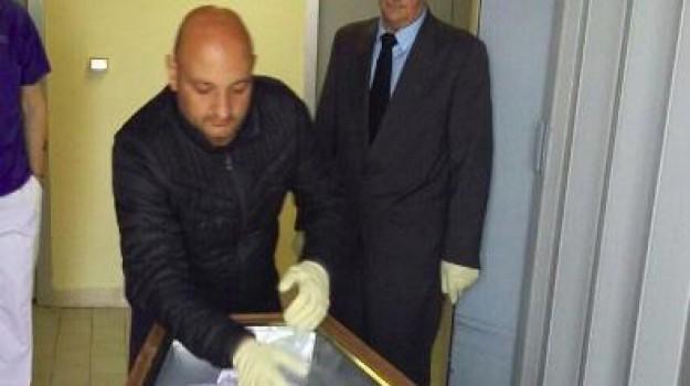 arresti, crioncoservazione, Filippo Polistena, Sicilia, Cronaca