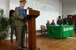 """Il colonnello Frisone di Messina alla guida del Comando Militare Esercito """"Calabria"""""""