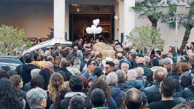 funerali, incidente, milazzo, Claudio Paci, Messina, Sicilia, Cronaca