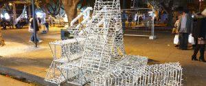 Natale flop a piazza Cairoli, il Comune denuncia MessinaInCentro