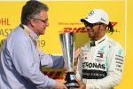 F1, l'ultimo squillo è di Hamilton: il campione del Mondo vince il Gp di Abu Dhabi