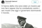 Prof pubblica tweet pro-Hitler e scoppia il caos, pronto l'esposto in Procura