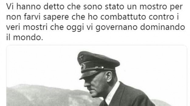 nazismo, siena, Emanuele Castrucci, Francesco Frati, Sicilia, Cronaca