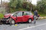 Incidente tra Gioia Tauro e Rosarno, coinvolte due auto: tre feriti