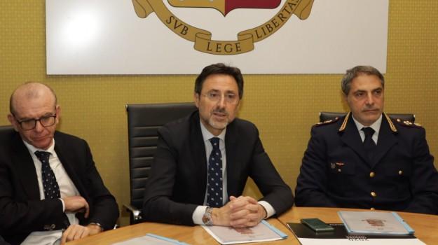polizia, questura, Vito Calvino, Messina, Sicilia, Cronaca