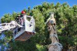 Festa dell'Immacolata, a Messina omaggio alla Madonna e presepe artigiano - Foto