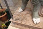 """Statua donata dalle 'ndrine a Guardavalle, Lamorgese: """"Grave, approfondiamo"""""""