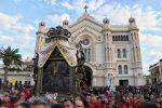 Reggio, il quadro della Madonna della Consolazione torna nella Basilica dell'Eremo - Foto
