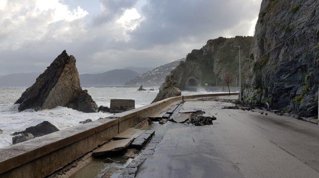 costa, danni, interventi, mareggiate, maurizio croce, Nello Musumeci, Messina, Sicilia, Politica