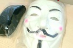 """Rapina una donna in casa mascherato da """"V"""", arrestato a Lamezia"""