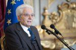 """Mattarella duro contro l'evasione fiscale: """"Indecente, ammonta a 119 miliardi"""""""