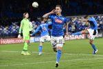 Il Napoli cala il poker al Genk e avanza agli ottavi di Champions League