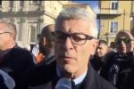 """La marcia di Vibo contro la 'ndrangheta, Morra: """"Ottimo segnale, ma non basta"""""""