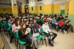 """La Gazzetta del Sud nelle aule del """"Pascoli Crispi"""" di Messina - Foto"""