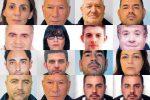 Lamezia avvelenata dai rifiuti, una donna accanto al boss: nomi e foto del blitz con 15 arresti