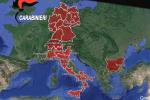 Guerra alla 'ndrangheta, retata in tutta Italia: oltre 300 arresti, colpo alla cosca Mancuso di Limbadi