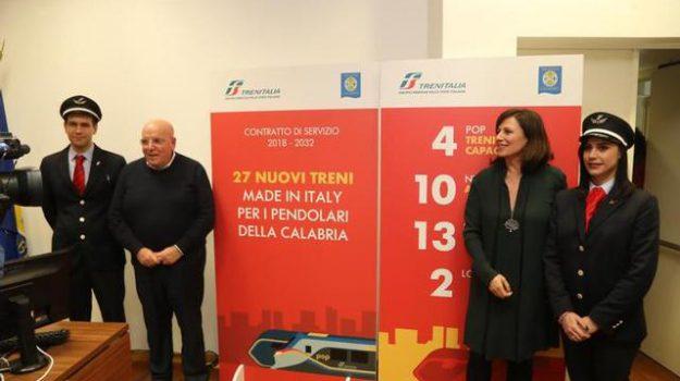 ferrovie, treni, Mario Oliverio, Catanzaro, Calabria, Economia