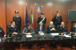 Truffe informatiche sul web, a Bisignano scattano quattro arresti