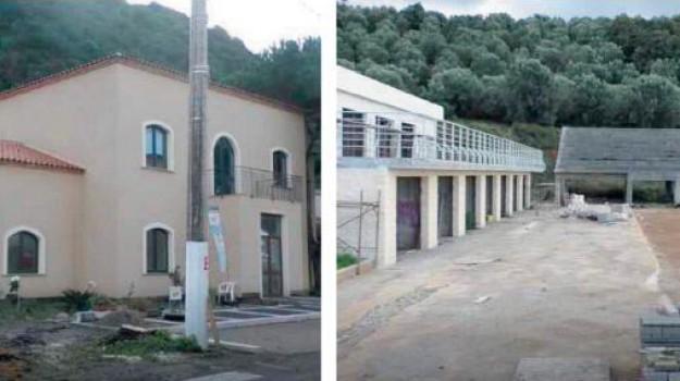opere pubbliche, palmi, Reggio, Calabria, Cronaca