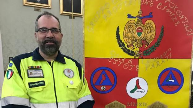 protezione civile, Pierpaolo Pizzoni, Catanzaro, Calabria, Cronaca