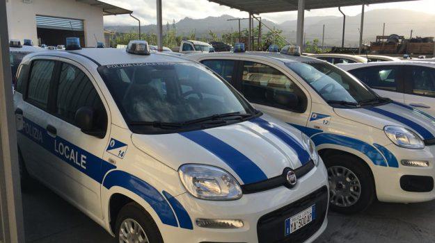 polizia municipale, Reggio, Calabria, Cronaca