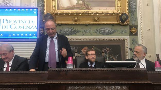 Giuseppe Provenzano, Cosenza, Calabria, Politica