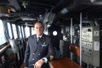 Maltempo, la nave idro-oceanografica Ammiraglio Magnaghi è in sosta a Messina