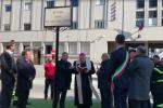 Reggio, intitolata ai caduti dei vigili del fuoco la rotonda in viale Europa
