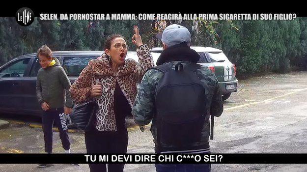 le iene, tv, Selen, Sicilia, Società