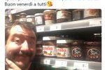 """Salvini attacca la Nutella: """"Basta mangiarla, ha nocciole turche"""". Poi fa marcia indietro"""