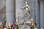 Santa Lucia a Siracusa, la diretta della festa e del corteo religioso