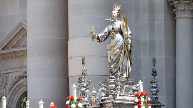chiesa, santa lucia, Gualtiero Bassetti, Salvatore Pappalardo, Sicilia, Cultura