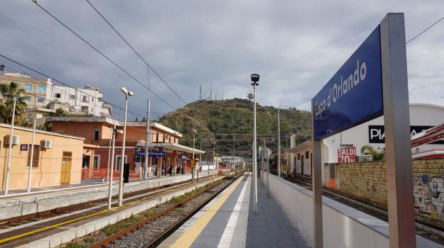 capo d'orlando, ferrovia, treno, Messina, Sicilia, Cronaca