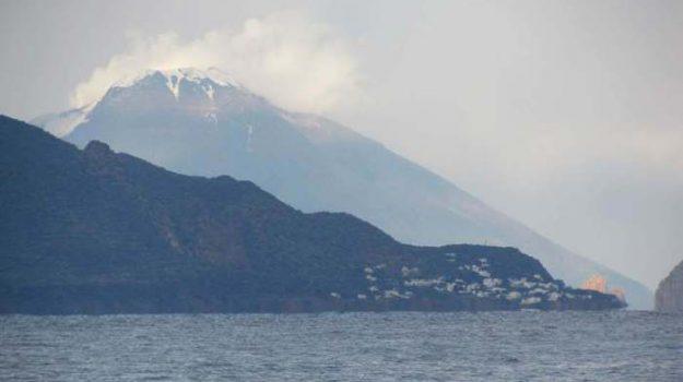 stromboli, vulcano, Messina, Sicilia, Cronaca